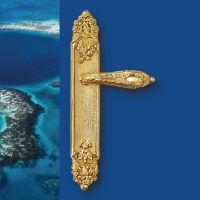 Ручка  Enrico Cassina Blu Hole A00710 на планке