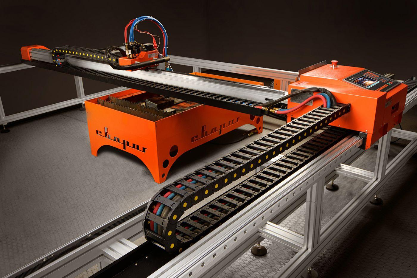 Dragon 3.0 (2500×6000мм) Портальная машина термической резки  с ЧПУ, 1 год гарантии