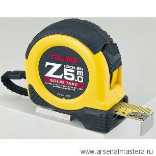 Рулетка TAJIMA Z LOCK 5 м / 25 мм Z5L50MG Z5L50MY