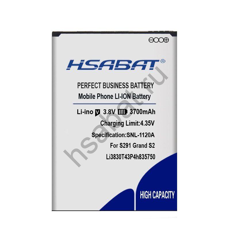 Аккумулятор Li3830T43P4h835750 3700 мАч