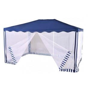 Тент шатер садовый Green Glade 1038 3х4х2,5м (полиэстер)