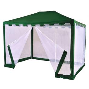Тент шатер садовый Green Glade 1044 3х4х2,5м (полиэстер)