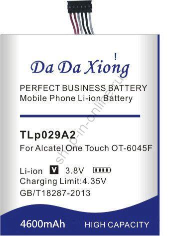 Аккумулятор TLp029A2 4600 мАч Япония