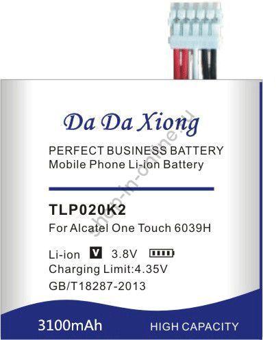 Аккумулятор TLp020K2 3100 мАч Япония