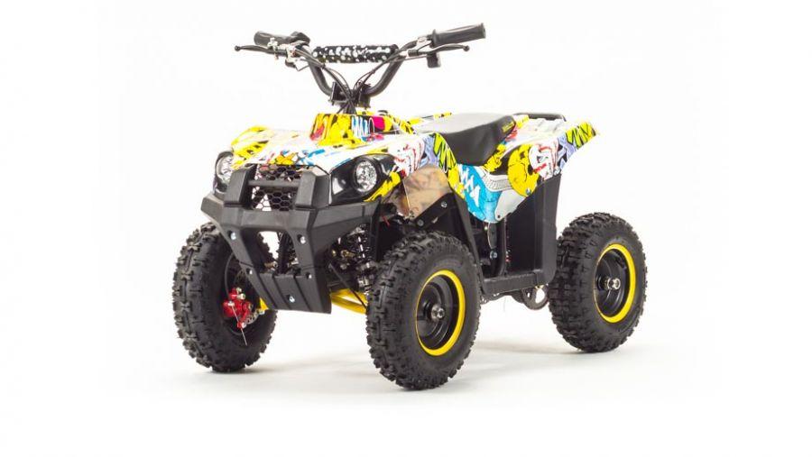 Детский электрический квадроцикл Motoland ATV SD8