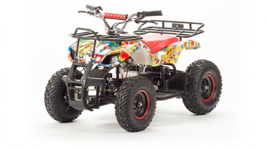 Детский электрический квадроцикл Motoland ATV E007
