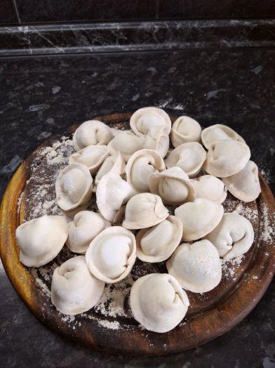 Пельмени уральские ручной лепки (3 мяса)