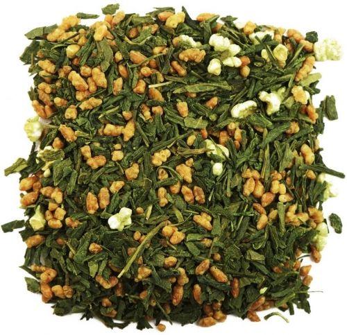 Зеленый чай Токусен Генмайча