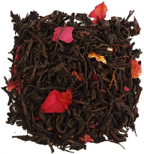 Красный чай с розой Мей Гуй Хун Ча