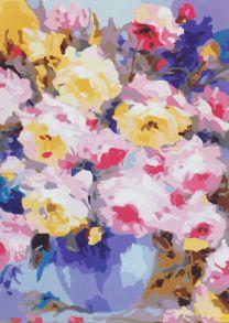 Картина по номерам «Многоцветье» 40x50 см