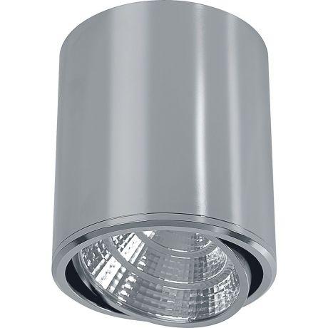 Светодиодный светильник Feron AL516 накладной 10W 4000K хром поворотный