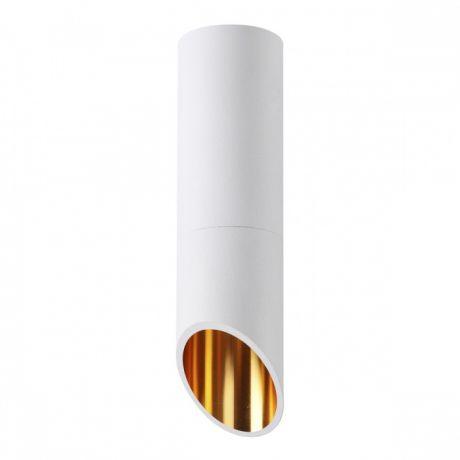 4210/1C HIGHTECH ODL20 197 белый/металл Потолочный свет-к (поворотн по гориз оси) GU10 50W IP54 PROD