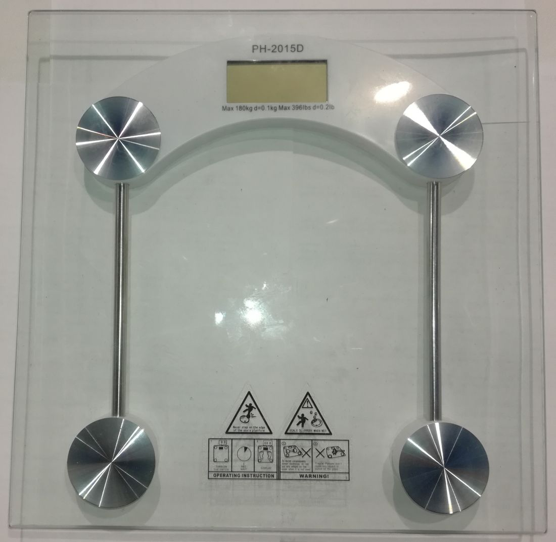 Весы электронные напольные 2003А-1/2015K-11 до 150 кг
