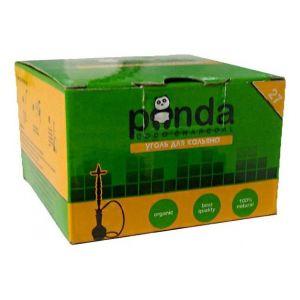 Уголь Panda Flat (25 мм, 27 кубиков, 125 грамм)