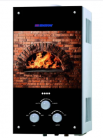 Проточный газовый водонагреватель EDISSON S 20 G (Камин)