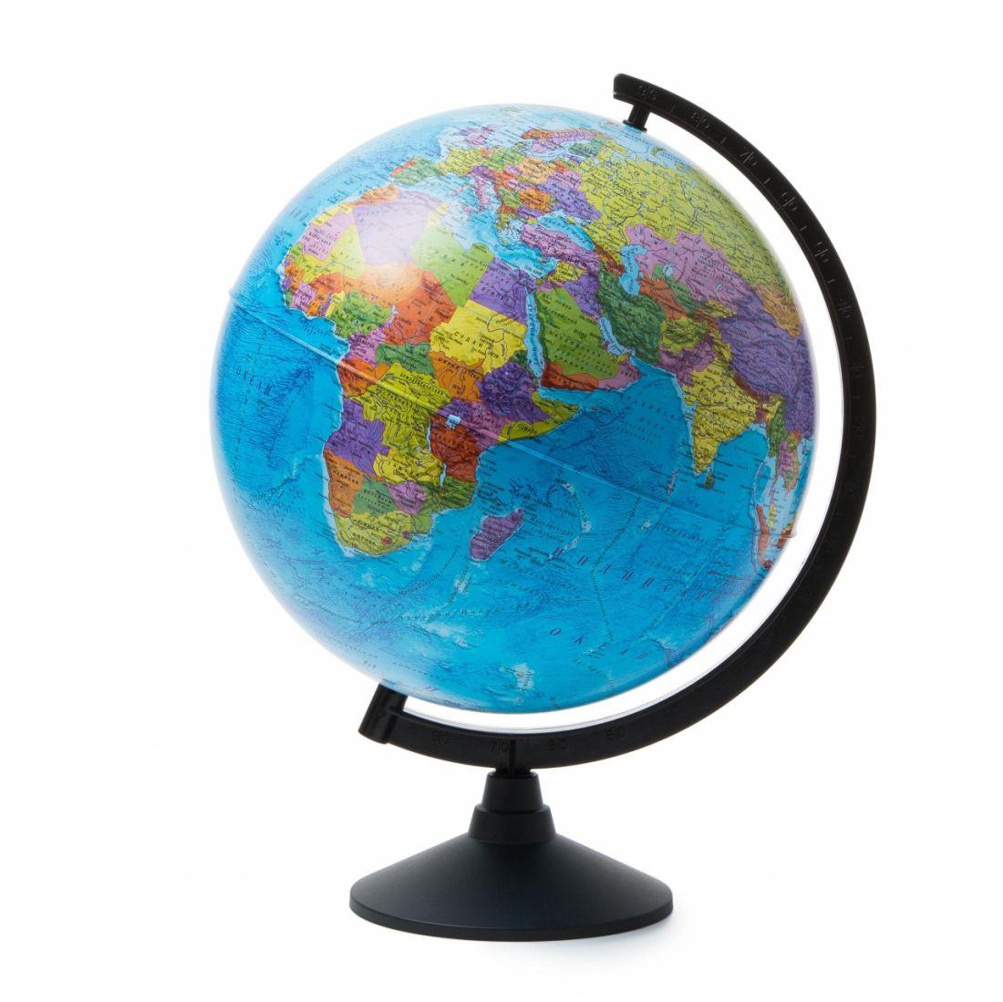 Глобус GLOBEN К013200016 Политический 320 Классик