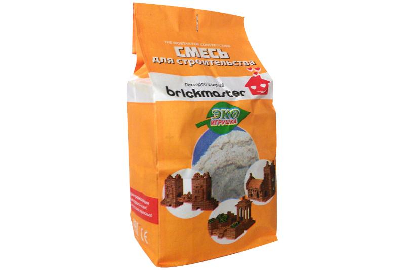 BRICKMASTER 001 Смесь для строительства  БрикМастер  950 гр.