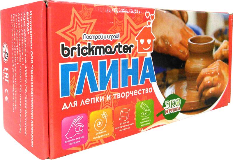 Набор BRICKMASTER 002 Глина 1000 гр