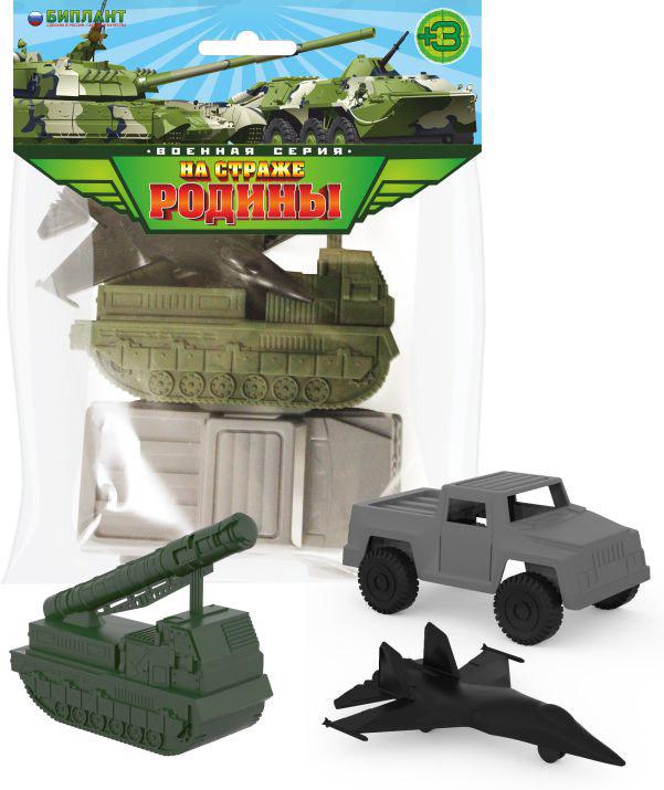 Игровой набор БИПЛАНТ 12036 Воздушная оборона