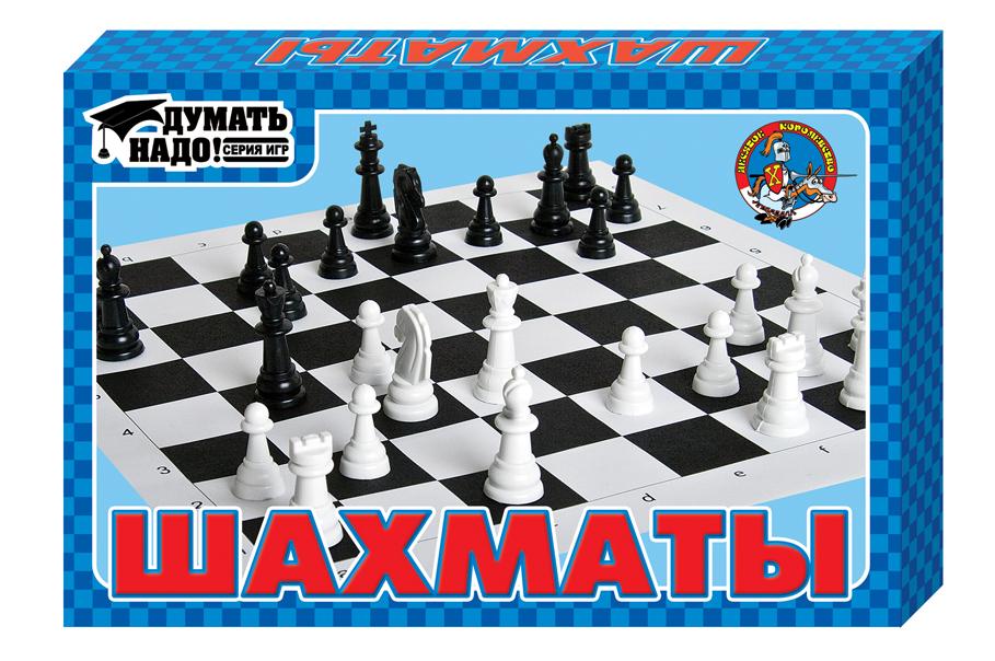 Настольная игра ДЕСЯТОЕ КОРОЛЕВСТВО 01457 Шахматы