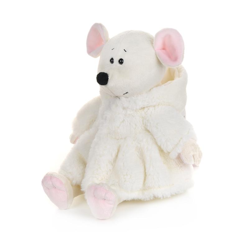 Мягкая игрушка MAXITOYS LUXURY MT-MRT021922-28 Мышка Мила