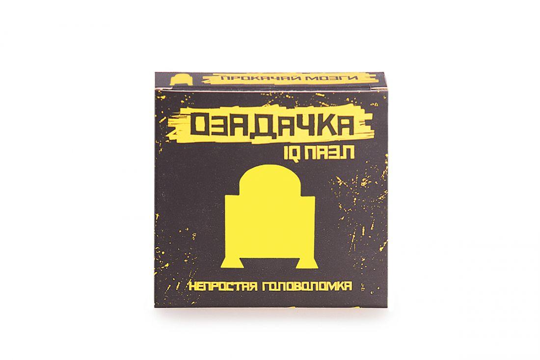 Головоломка ОЗАДАЧКА 22804 Тип Робот