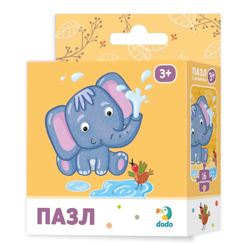 Пазл DODO R300162 Слоненок