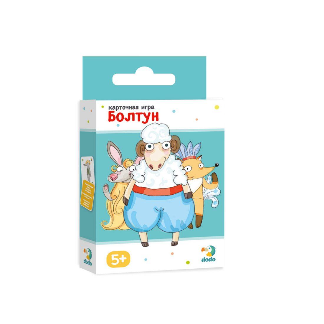 Настольная игра DODO R300100 Болтун