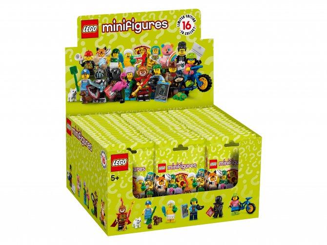 Игрушка LEGO 71025 Минифигурки: Серия 19