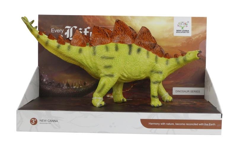 Фигурка NEW CANNA Х123 Cтегозавр
