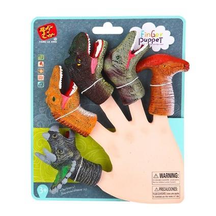 Пальчиковый театр TANG LE XING TL-13 Динозавры