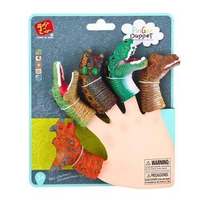 Пальчиковый театр TANG LE XING TL-17 Динозавры