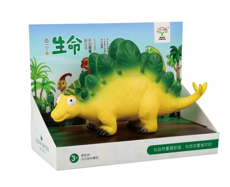 Фигурка NEW CANNA Х164 Стегозавр