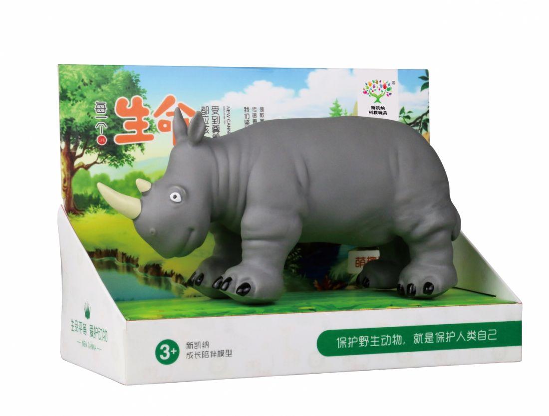 Фигурка NEW CANNA Х177 Носорог