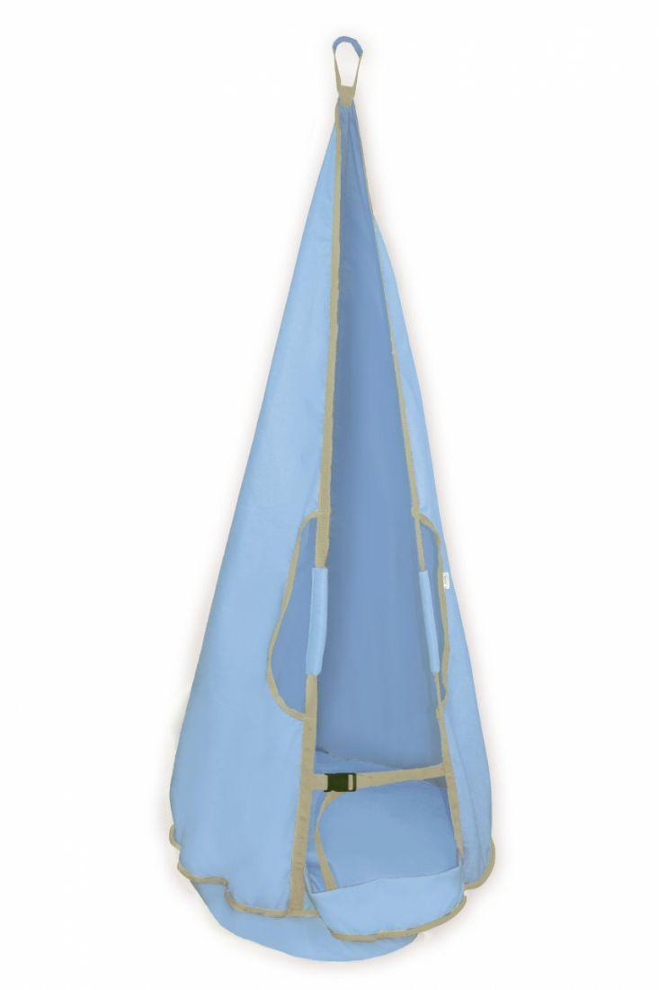 Качели-гамак BELON FAMILIA КА-001-Н Небеса, голубые