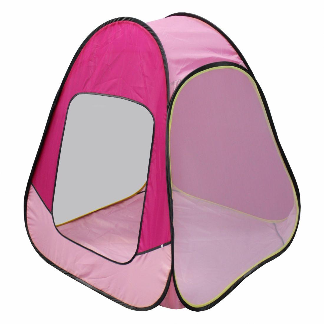 Палатка BELON FAMILIA ПИ-004-КМ-ТФ4 Конусная 4гр., розовая