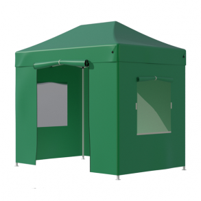 Тент шатер быстросборный Helex 3х2х3м (полиэстер)