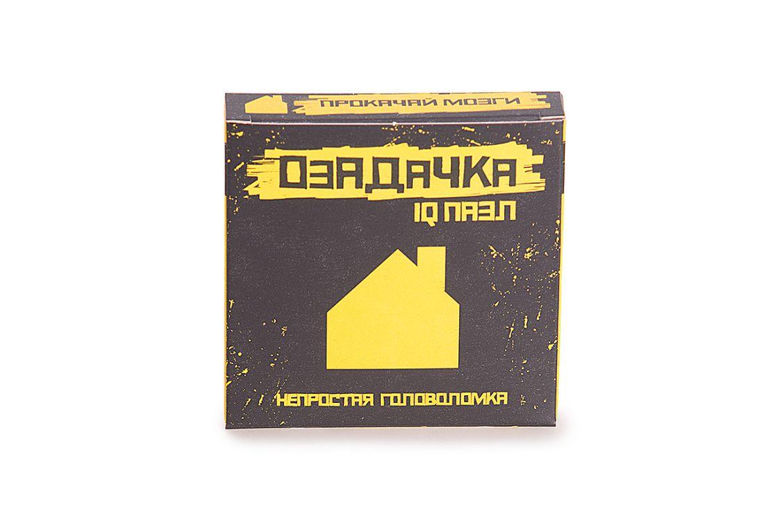Головоломка ОЗАДАЧКА 12616 Тип Домик