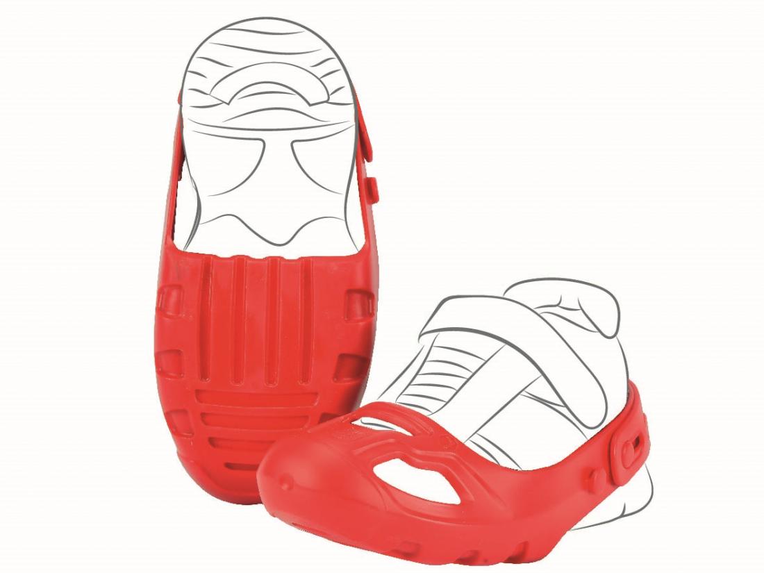 Комплект защиты BIG 56449 для обуви, красный