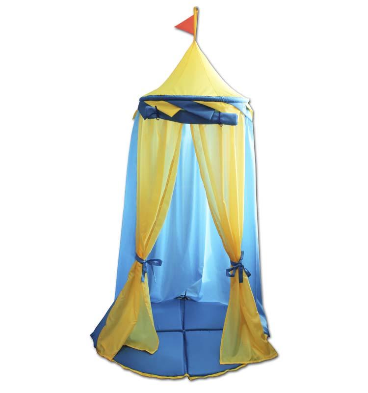 Палатка BELON FAMILIA ПИ-011/З-ТФ4 подвесная Замок, голубой