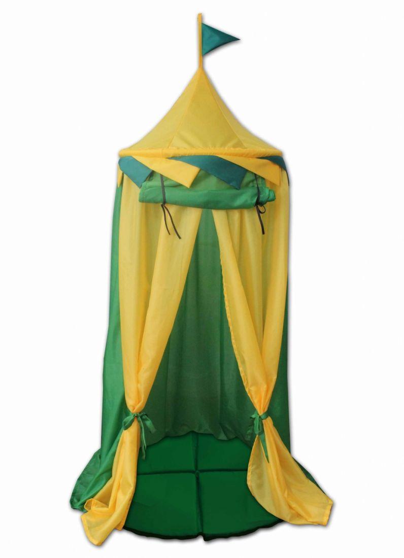 Палатка BELON FAMILIA ПИ-011/З-ТФ5 подвесная Замок, зелёный