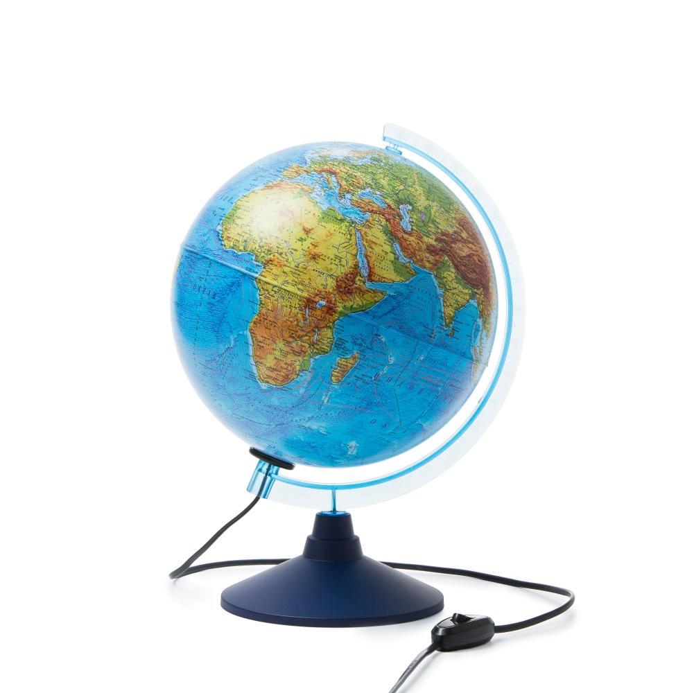Глобус GLOBEN INT12500284 Интерактивный физико-политический с подсветкой 250 с очками VR