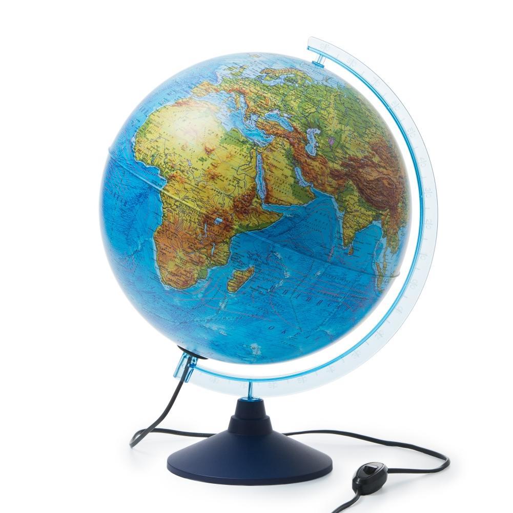 Глобус GLOBEN INT13200288 Интерактивный физико-политический с подсветкой 320 с очками VR