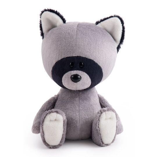 Мягкая игрушка BUDI BASA LE15-040 Енот Лёка