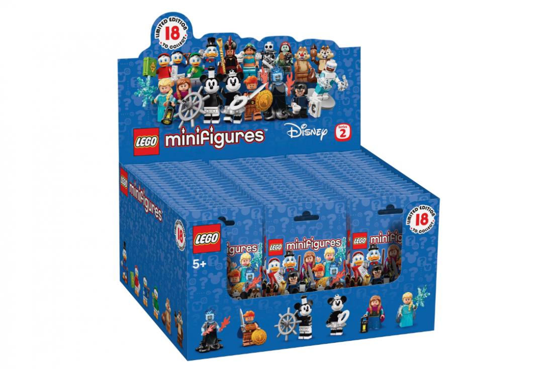 Конструктор LEGO 71024 Minifigures Disney 2