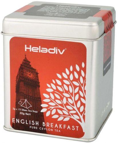 Heladiv Tin Pyramid English Breakfast