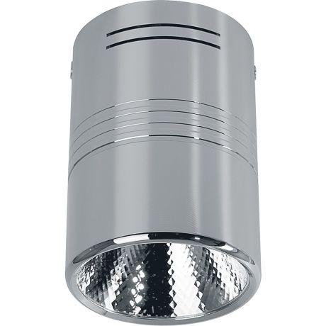 Светодиодный светильник Feron AL518 накладной 10W 4000K хром