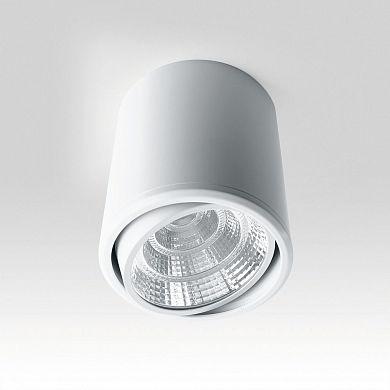 Светодиодный светильник Feron AL515 накладной 5W 4000K белый поворотный