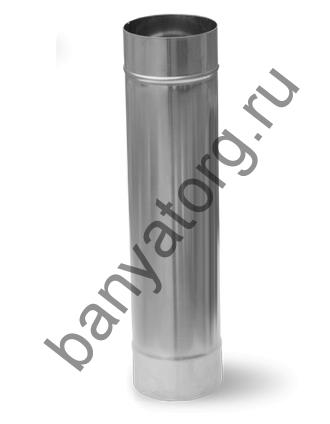 Труба (AISI 430/0,5мм) L-0,5м