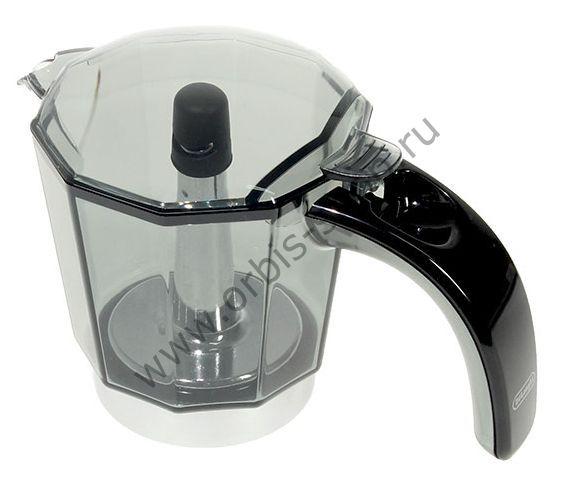 Кувшин с крышкой для кофеварки De'Longhi EMKM6 ALICIA